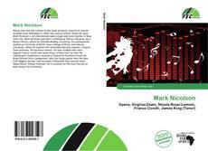 Bookcover of Mark Nicolson