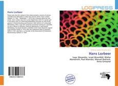 Bookcover of Hans Lorbeer