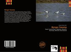 Bookcover of Benger Swamp