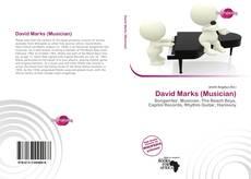 Portada del libro de David Marks (Musician)