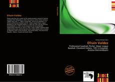 Buchcover von Efrain Valdez