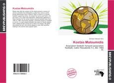 Bookcover of Kostas Maloumidis