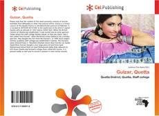 Bookcover of Gulzar, Quetta