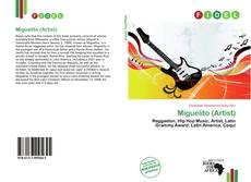 Bookcover of Miguelito (Artist)