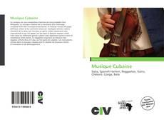 Couverture de Musique Cubaine