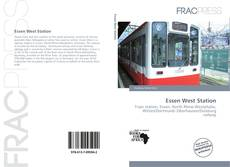 Bookcover of Essen West Station