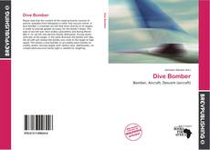 Bookcover of Dive Bomber