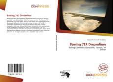 Capa do livro de Boeing 787 Dreamliner