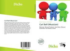 Portada del libro de Carl Bell (Musician)