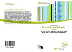 Bookcover of French Aircraft Carrier Béarn
