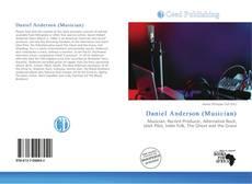 Portada del libro de Daniel Anderson (Musician)