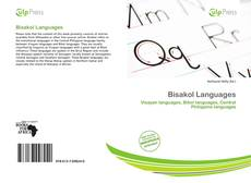 Bookcover of Bisakol Languages