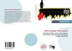 Portada del libro de John Cooper (Musician)