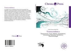 Capa do livro de Transcendance