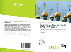 Bookcover of Église Saint-Jean-de-Malte d'Aix-en-Provence