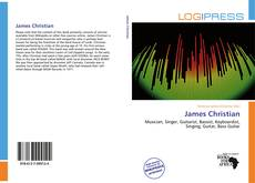 Buchcover von James Christian