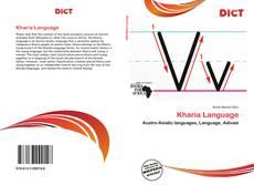 Capa do livro de Kharia Language