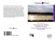 Обложка Australasian Wader Studies Group