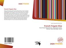 Bookcover of French Frigate Oise