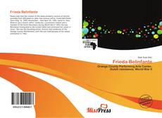 Bookcover of Frieda Belinfante
