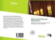 Bookcover of Église Saint-Victor de Guyancourt