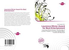 Bookcover of Laurence Olivier Award for Best Entertainment