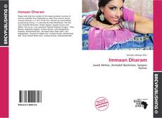 Bookcover of Immaan Dharam