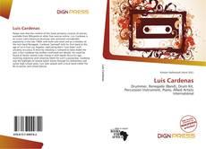 Portada del libro de Luis Cardenas