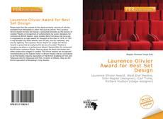 Обложка Laurence Olivier Award for Best Set Design