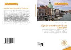 Bookcover of Église Saint-André de Cologne