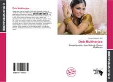 Deb Mukherjee的封面