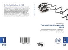 Capa do livro de Golden Satellite Awards 1998