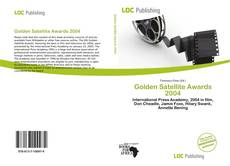 Buchcover von Golden Satellite Awards 2004