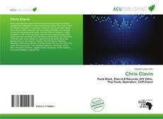 Buchcover von Chris Clavin