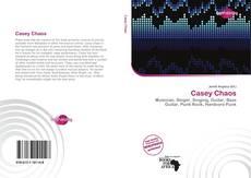 Couverture de Casey Chaos