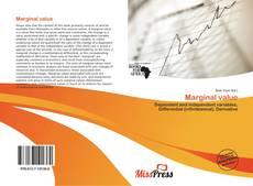 Обложка Marginal value