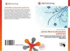 Couverture de James Munro (Australian politician)