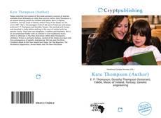 Copertina di Kate Thompson (Author)