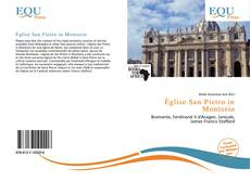 Bookcover of Église San Pietro in Montorio