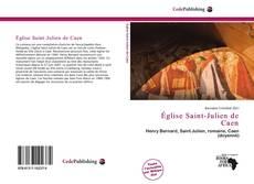 Bookcover of Église Saint-Julien de Caen