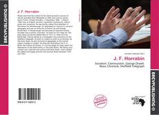 Portada del libro de J. F. Horrabin