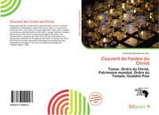Couvent de l'ordre du Christ的封面