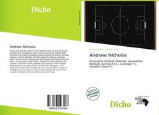 Bookcover of Andrew Nicholas