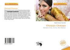 Portada del libro de Chaiyya Chaiyya