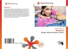 Maqbool kitap kapağı