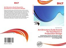Bookcover of Art Directors Guild Award for Excellence in Production Design