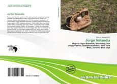 Jorge Velandia kitap kapağı