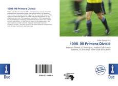 Bookcover of 1998–99 Primera Divisió