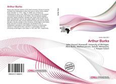 Обложка Arthur Burks
