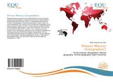 Capa do livro de Doreen Massey (Geographer)